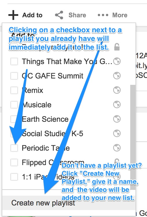 How to Create a Playlist in YouTube – Come On, Get 'Appy!
