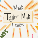 What Taylor Mali Leaves