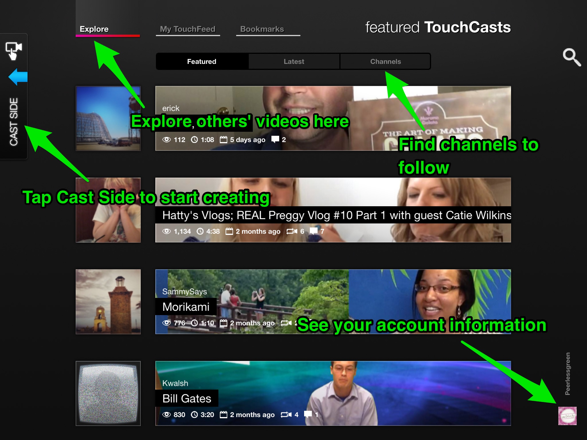 Create Interactive Videos with @TouchCast – Come On, Get 'Appy!