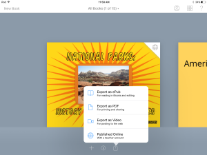 3 Simple Steps to Go from Book Creator App > Drive > Different iPad