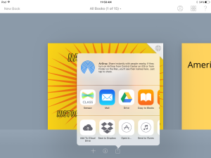 3 Simple Steps to Go from Book Creator App > Drive